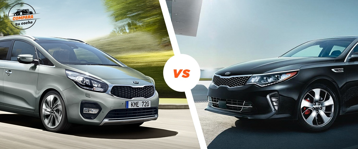 Blog: Kia Carens 2018 Vs Kia Optima 2018