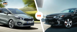 Kia Carens 2018 Vs Kia Optima 2018