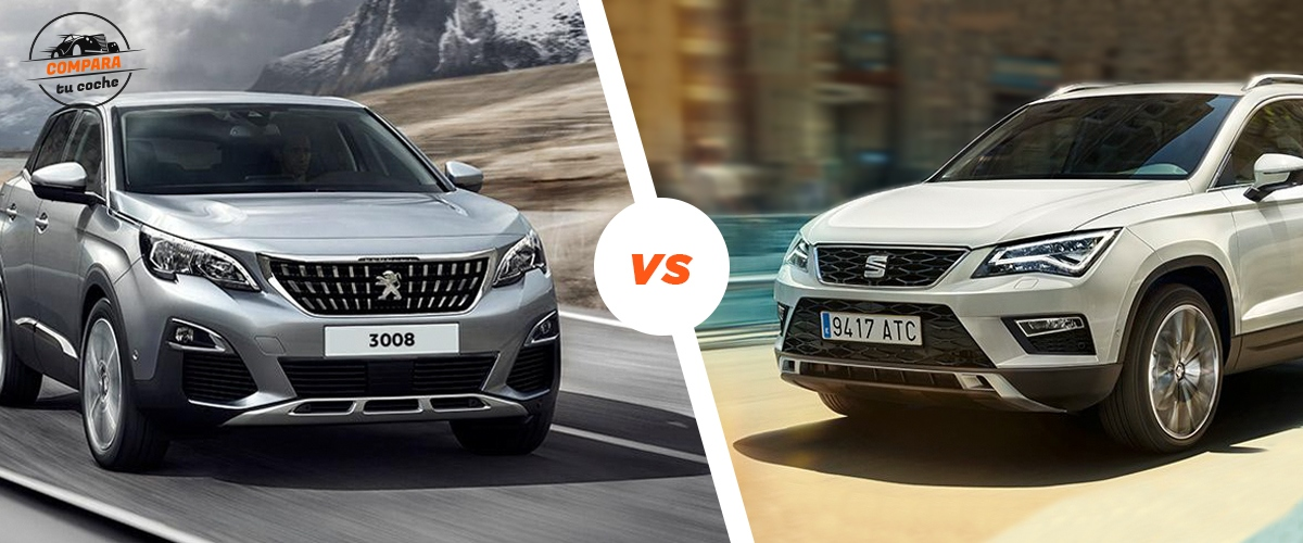 Blog | Seat Ateca Vs Peugeot 3008