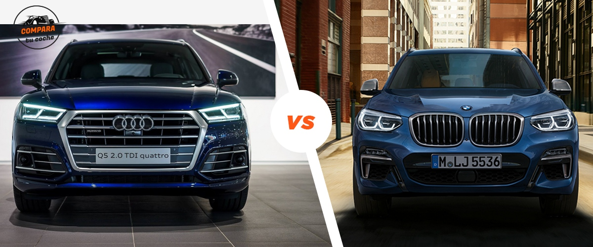Blog | Audi Q5 Vs Bmw X3