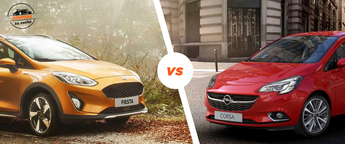 Blog: Ford Fiesta Vs Opel Corsa