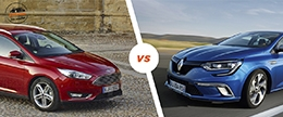 Ford Focus Vs Renault Megane