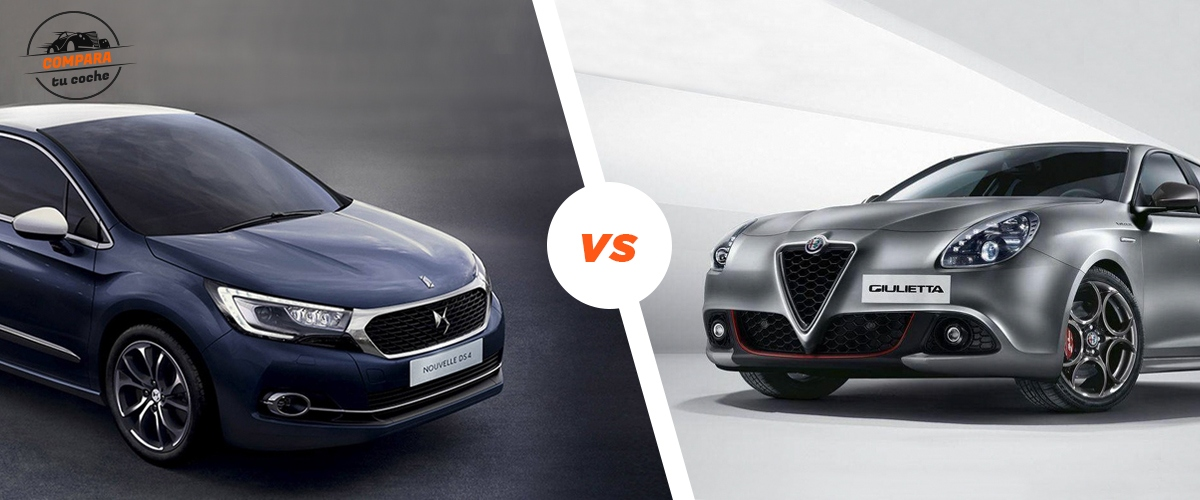 Blog: Alfa Romeo Giulietta Vs Ds4