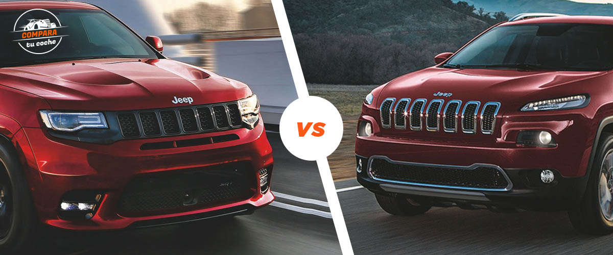 Blog: Jeep Cherokee Vs Jeep Grand Cherokee