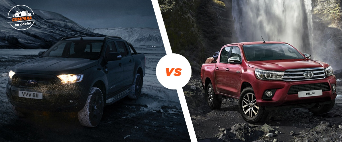 Blog: Ford Ranger Vs Toyota Hilux
