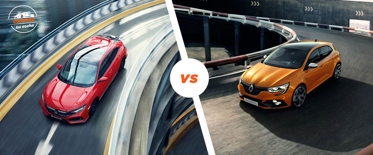 Blog: Renault M�gane Vs Honda Civic