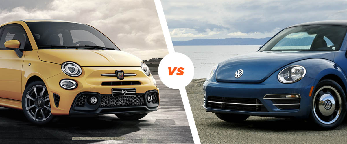 Blog | Abarth 595 Vs Volkswagen Beetle