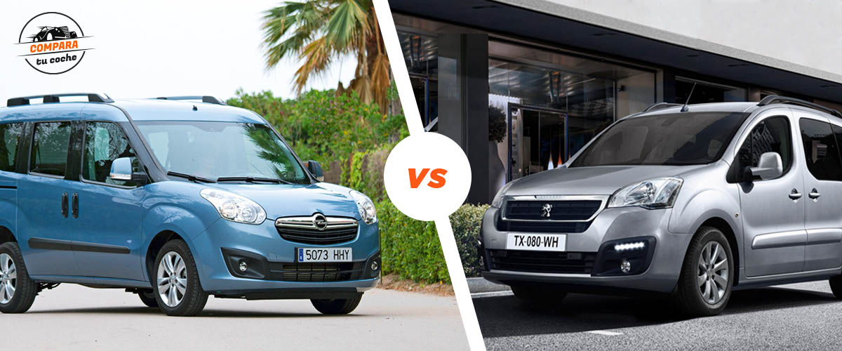 Blog: Peugeot Partner Vs Opel Combo