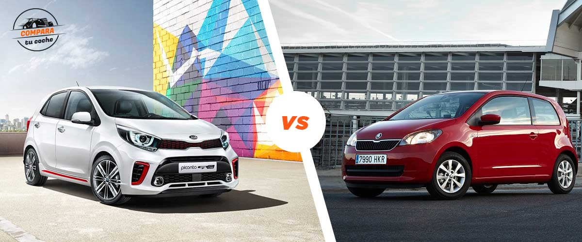 Blog: Skoda Citigo Vs Kia Picanto