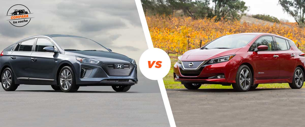 Blog: Nissan Leaf Vs Hyundai Ioniq
