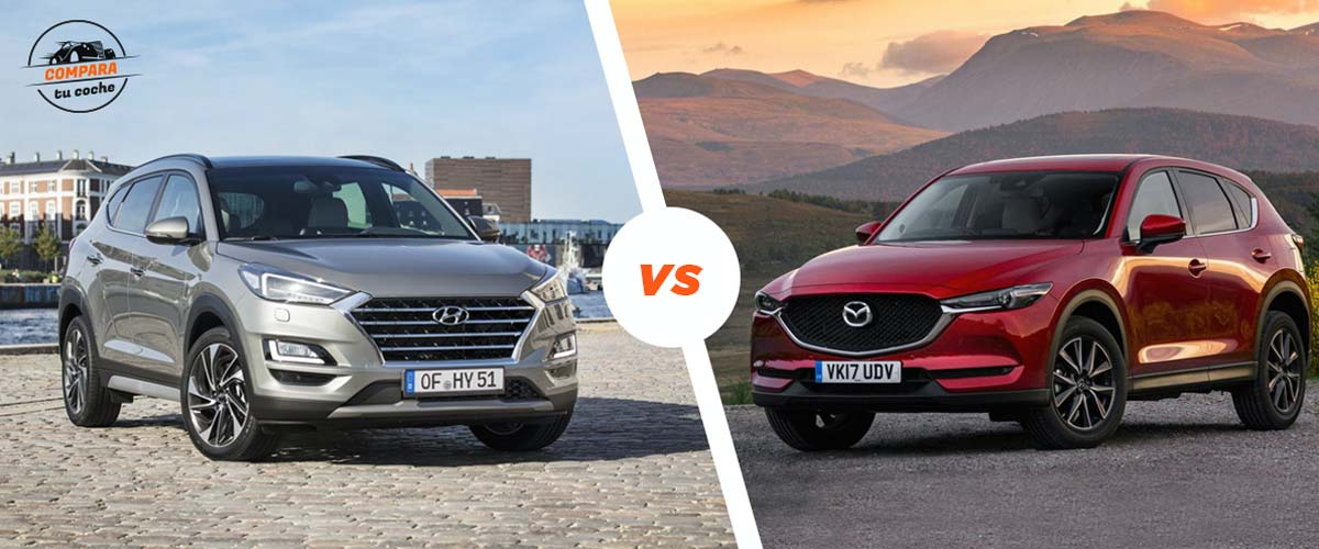 Blog: Hyundai Tucson Vs Mazda Cx-5