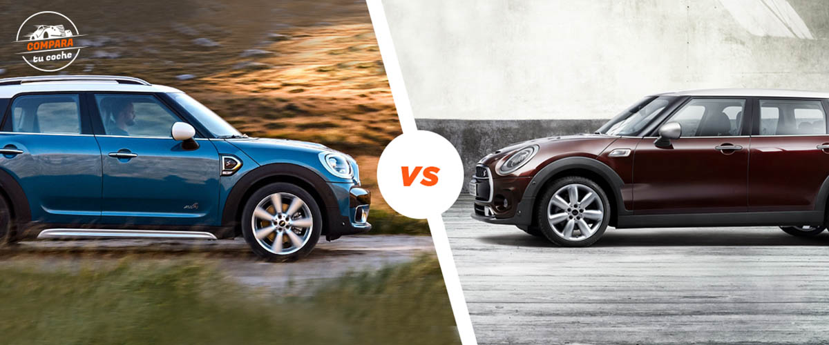 Blog: Mini Clubman Vs Mini Countryman