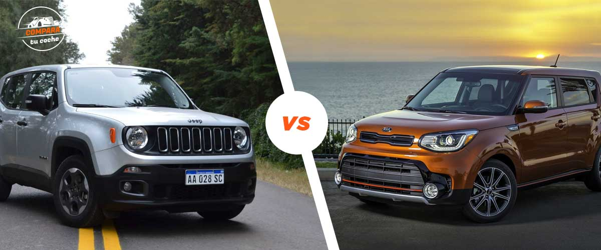Blog: Kia Soul Vs Jeep Renegade