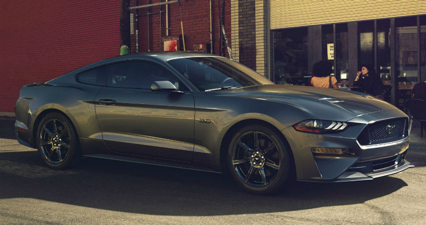 Ford Mustang - Comparatucoche