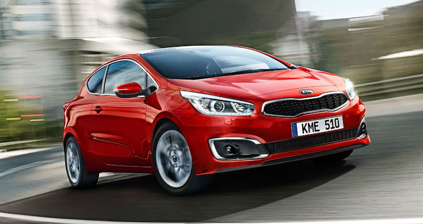 Kia Proceed - Comparatucoche