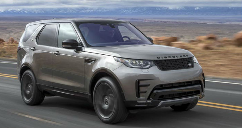 Land Rover Discovery - Comparatucoche