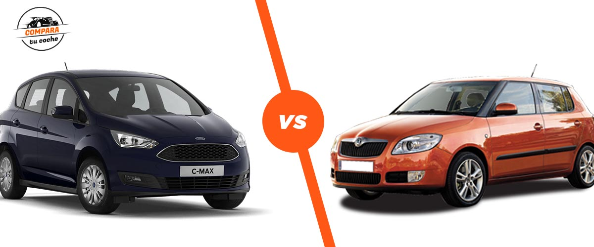 Blog: Skoda Fabia Vs Ford C-max