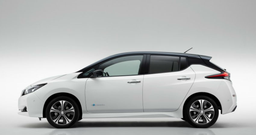 Nissan Leaf - Comparatucoche