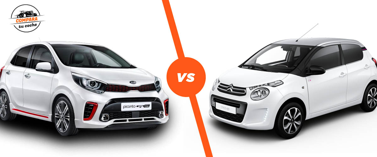 Blog: Citro�n C1 Vs Kia Picanto