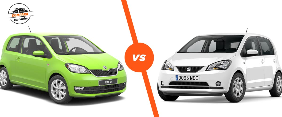 Blog: Seat Mii Vs Skoda Citigo