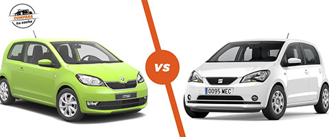Seat Mii vs Skoda Citigo