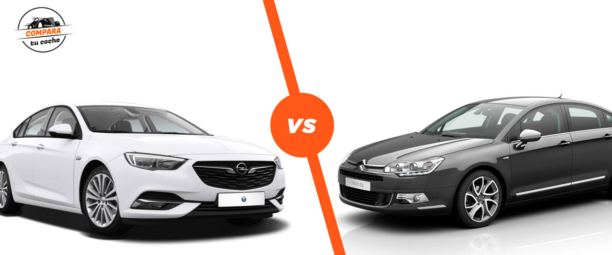 Blog: Citro�n C5 Vs Opel Insignia