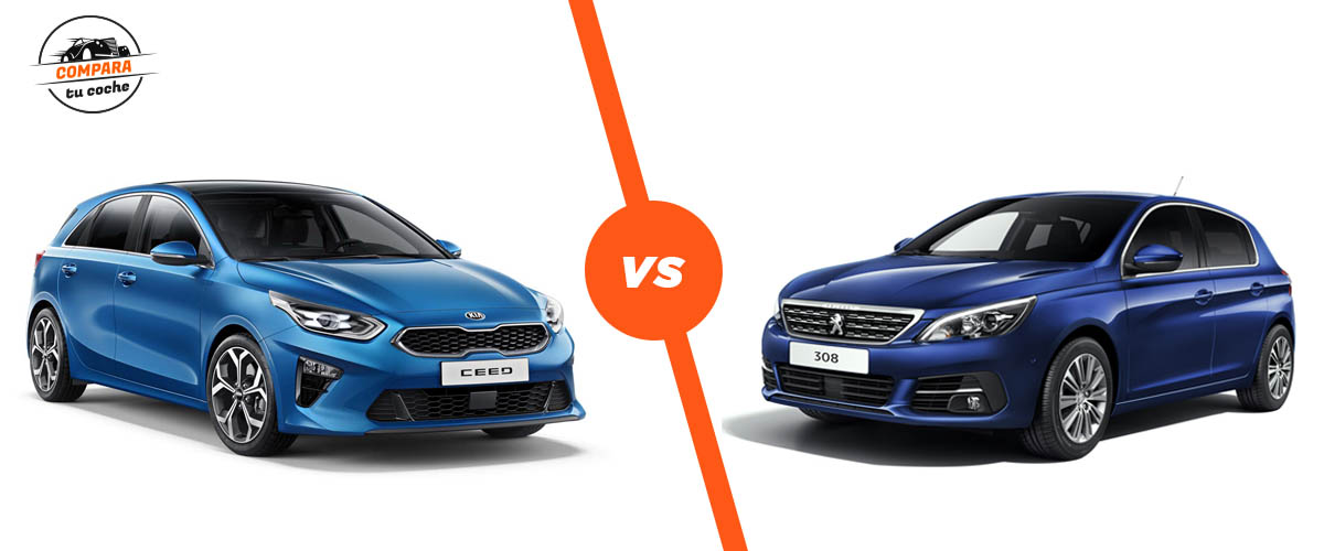 Blog: Kia Ceed Vs Peugeot 308