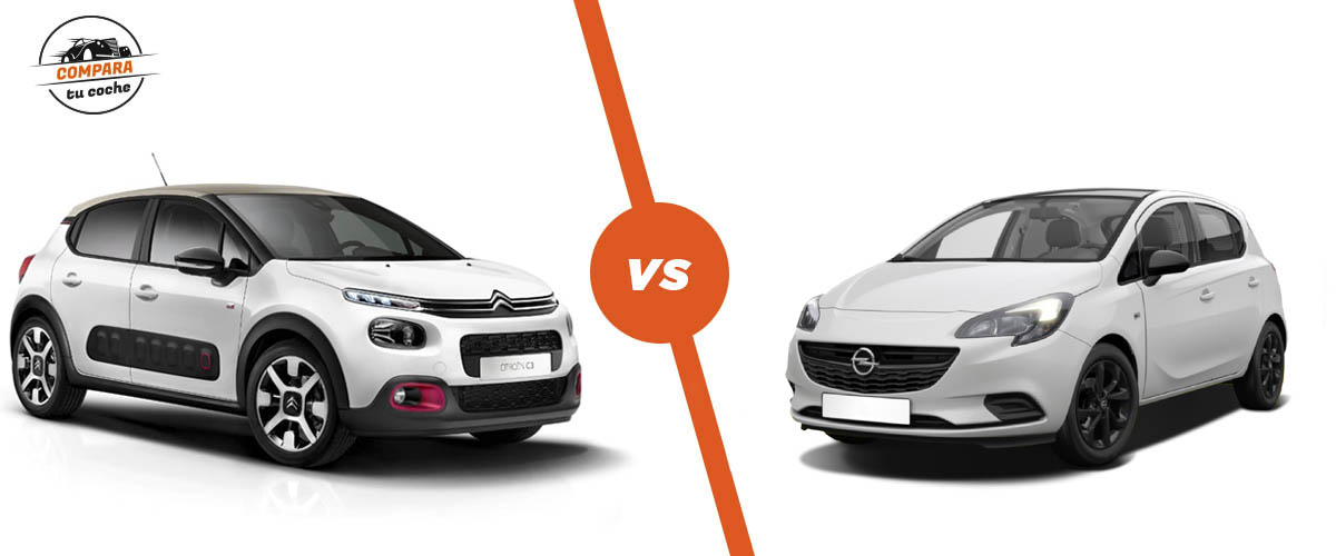 Blog | Opel Corsa Vs Citroën C3