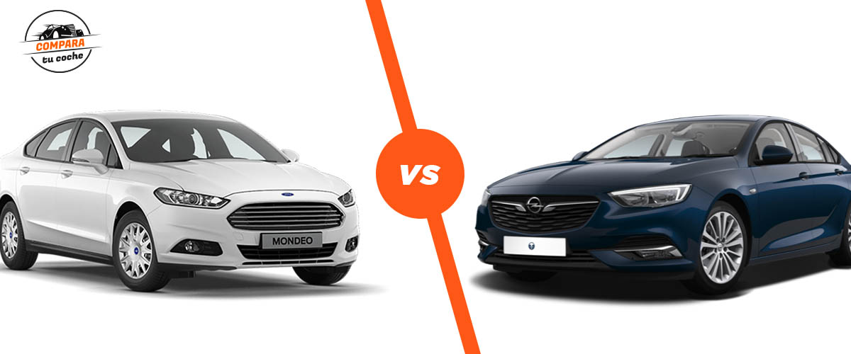 Blog: Opel Insignia Vs Ford Mondeo