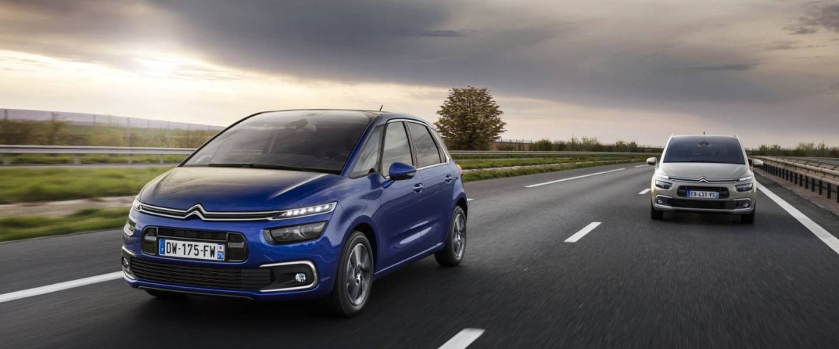 Blog | Prueba De Conducción Del Citroën Grand C4 Spacetourer