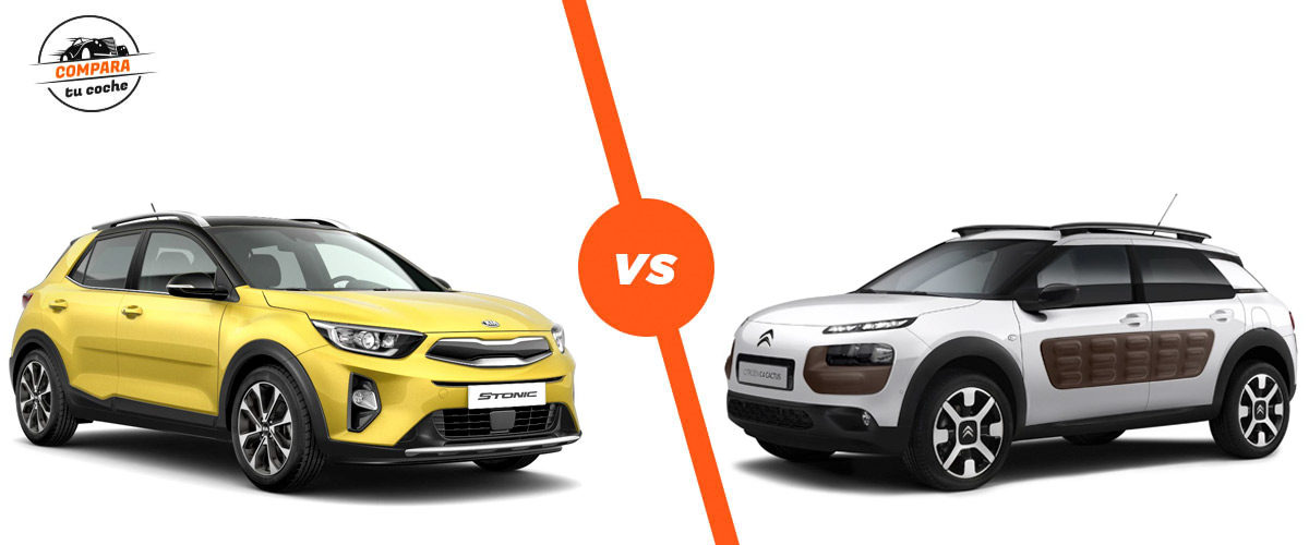 Blog: Citro�n C4 Cactus Vs Kia Stonic