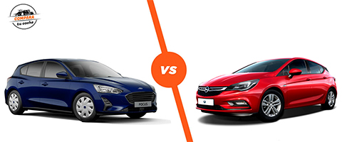 Opel Astra vs Ford Focus